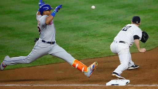Les Yankees pourraient balayer les Mets