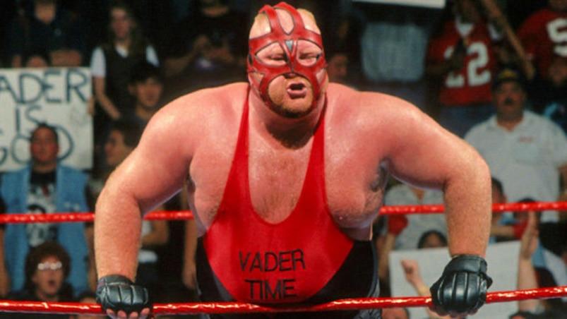L'ancien lutteur Vader est décédé