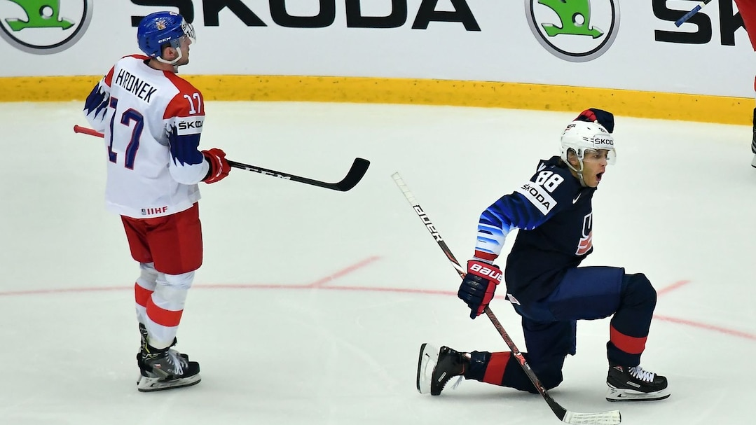 IHOCKEY-WC-2018-USA-CZE