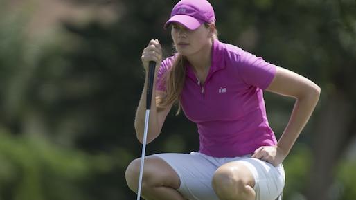 LPGA: la normale pour Maude-Aimée LeBlanc