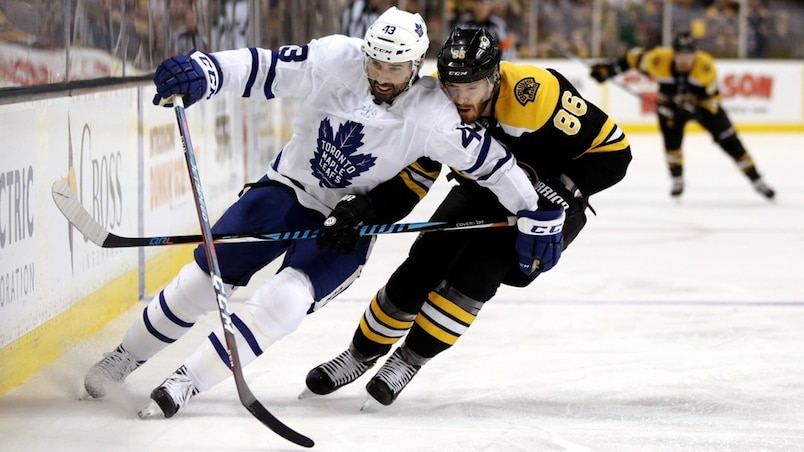 Toronto Maple Leafs v Boston Bruins - Game Five