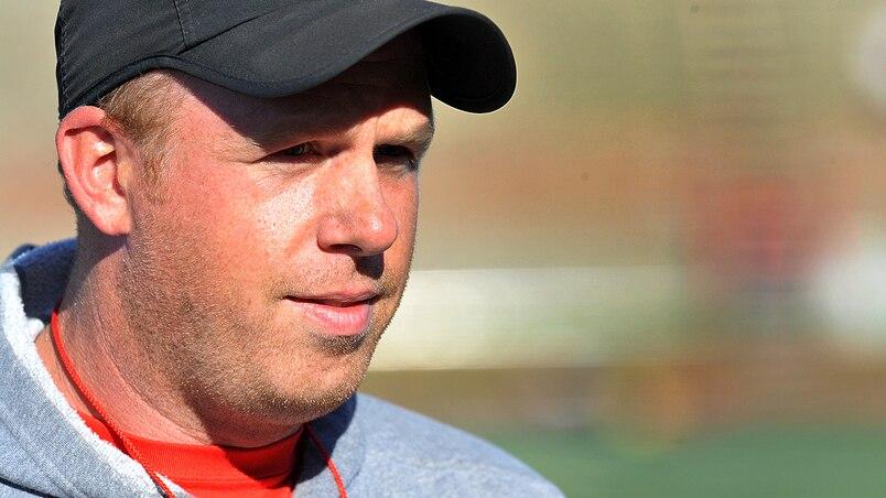 Brad Collinson est le nouvel entraîneur des Stingers