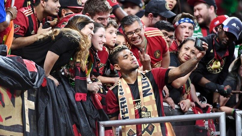 Josef Martinez le plus méritant en MLS