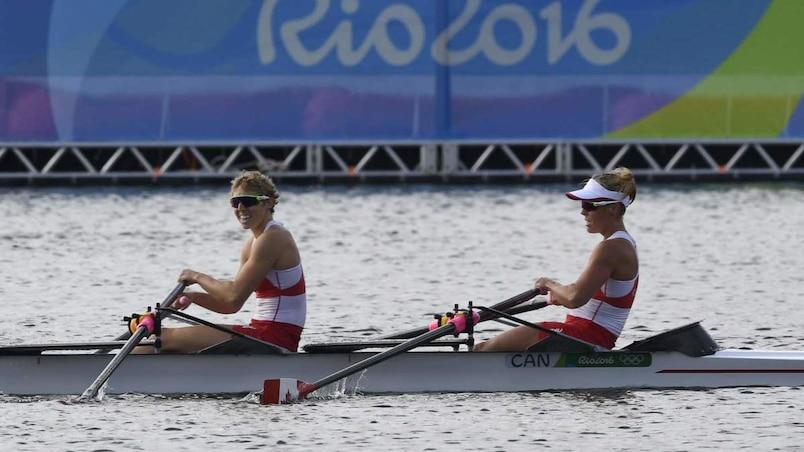 Une huitième médaille pour le Canada