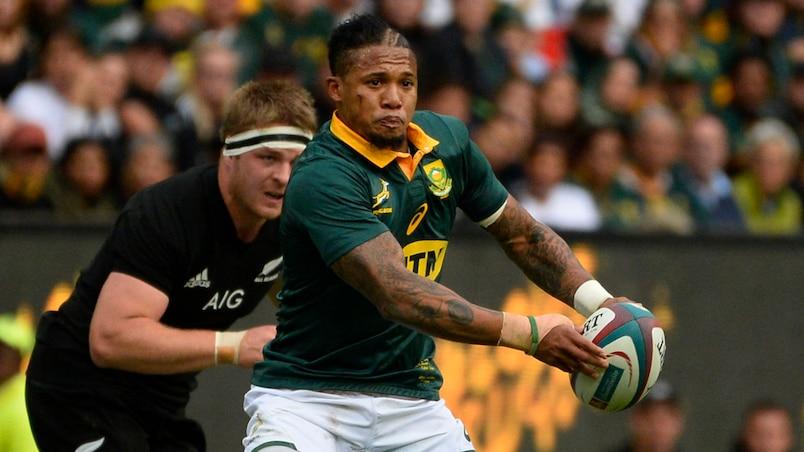 Rugby: l'Afrique du Sud en tête aux critères d'évaluation pour le Mondial 2023