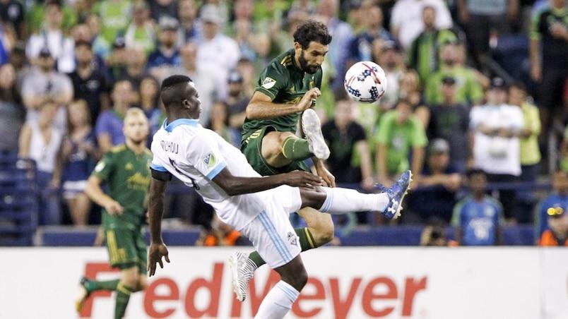 La MLS punit deux joueurs