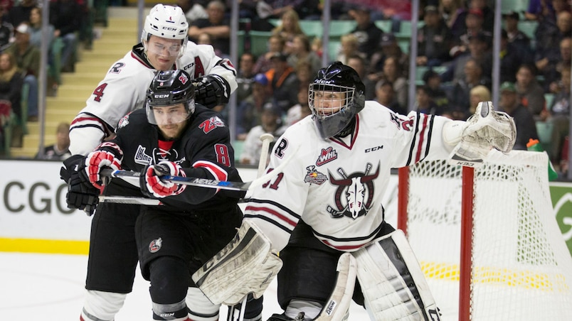 Red Deer Rebels vs Rouyn-Noranda Huskies Sunday May 22