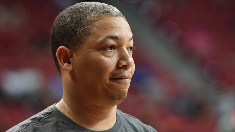 Tyronn Lue congédié: «c'est horrible» - Doc Rivers