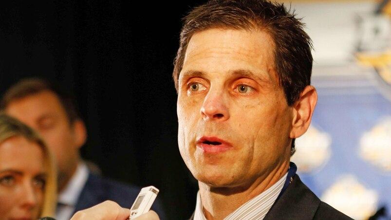 Le DG des Bruins va régler le cas de Brad Marchand
