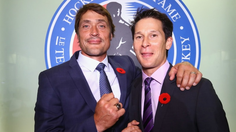 2017 Hockey Hall Of Fame Induction - Press Conference