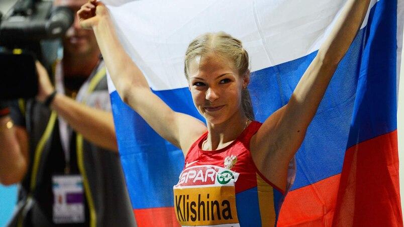 Athlétisme : la Russe Darya Klishina réintégrée
