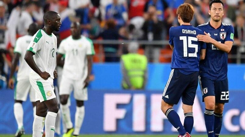 Coupe du monde: match nul entre le Sénégal et le Japon