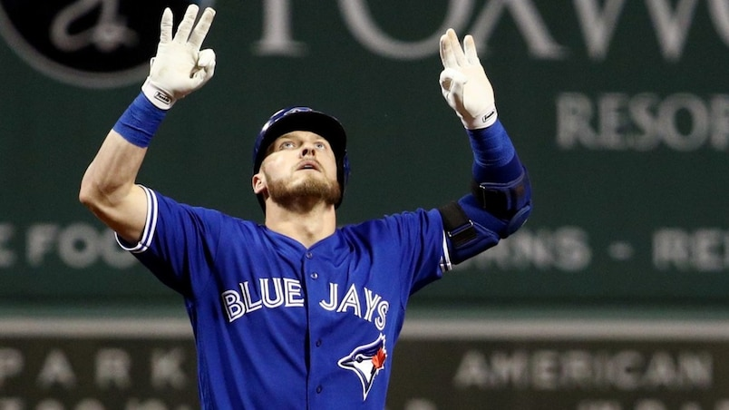 SPO-BBO-BBA-TORONTO-BLUE-JAYS-V-BOSTON-RED-SOX