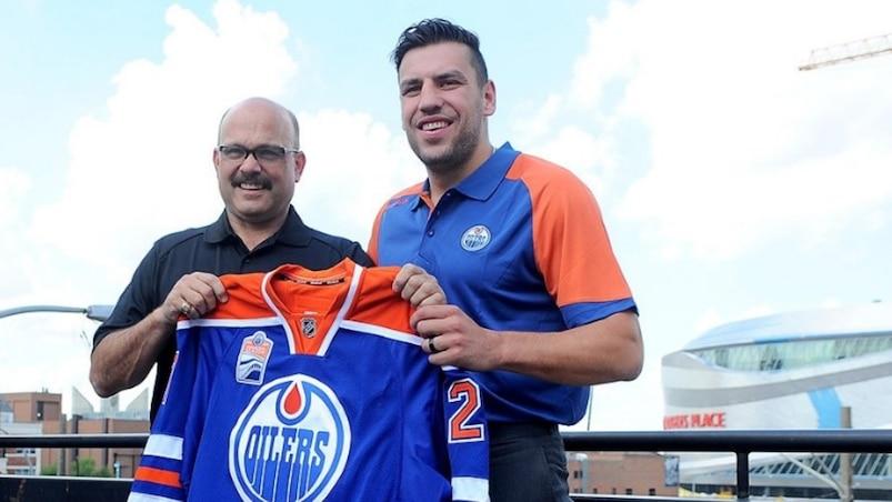 Lucic choisit Edmonton