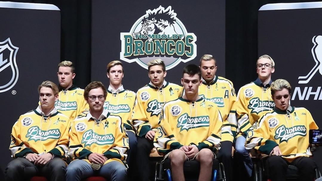 2018 NHL Awards - Humboldt Broncos Media Availability
