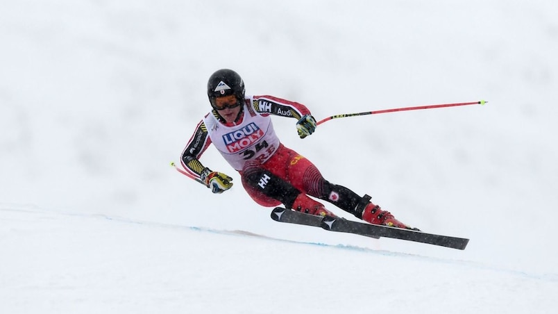 ALPINE SKI-WORLD-MEN-SWE-DOWNHILL