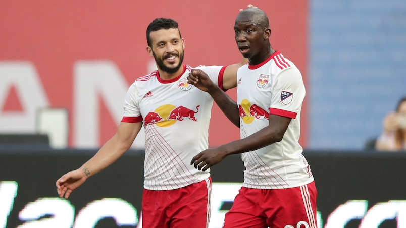 Bradley Wright-Phillips et les Red Bulls dominent l'Orlando City SC