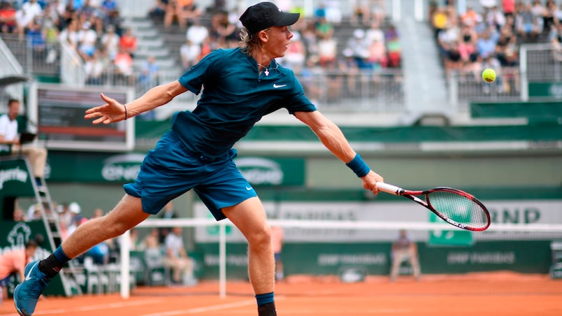 Denis Shapovalov s'incline au premier tour à Stuttgart