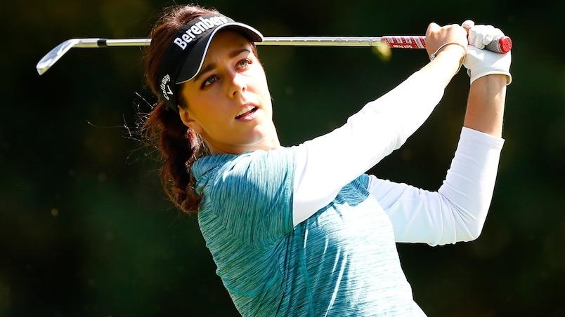 LPGA : Hall conserve la tête, Tanguay améliore son sort