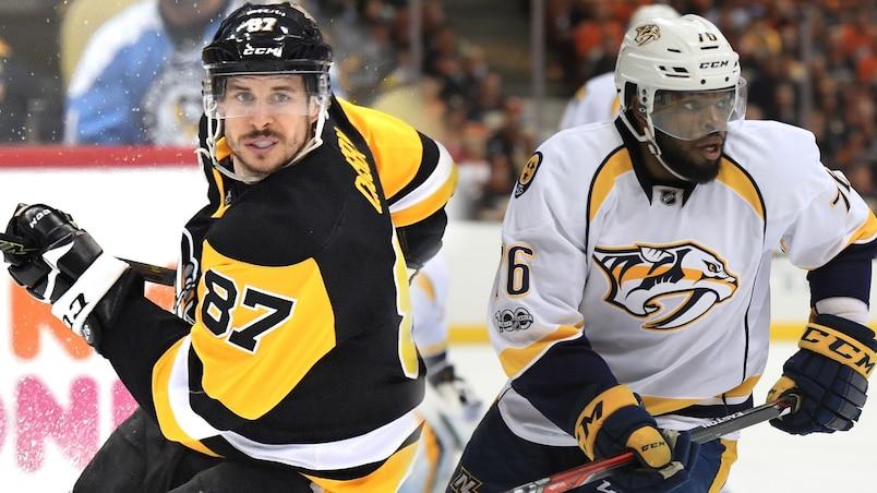 Crosby contre Subban : le duel à surveiller