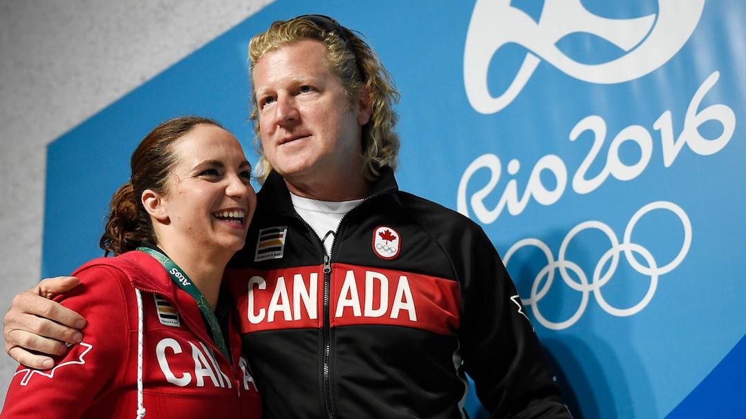 Audrey Lacroix et Curt Harnett