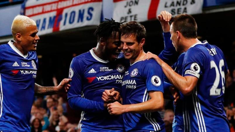 Chelsea bat Watford dans une ambiance de fête