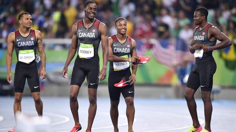 Le Canada garde sa médaille de bronze