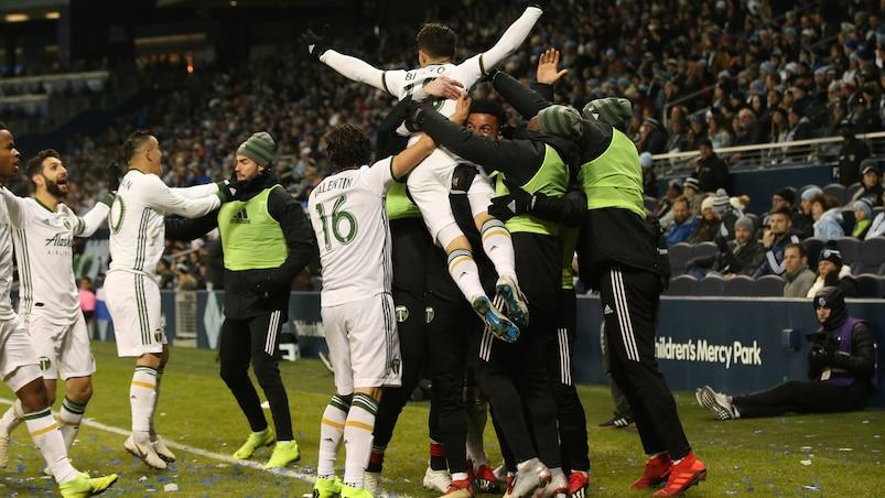 MLS: la récompense des Timbers