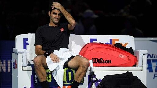 Pas de septième titre pour Roger Federer