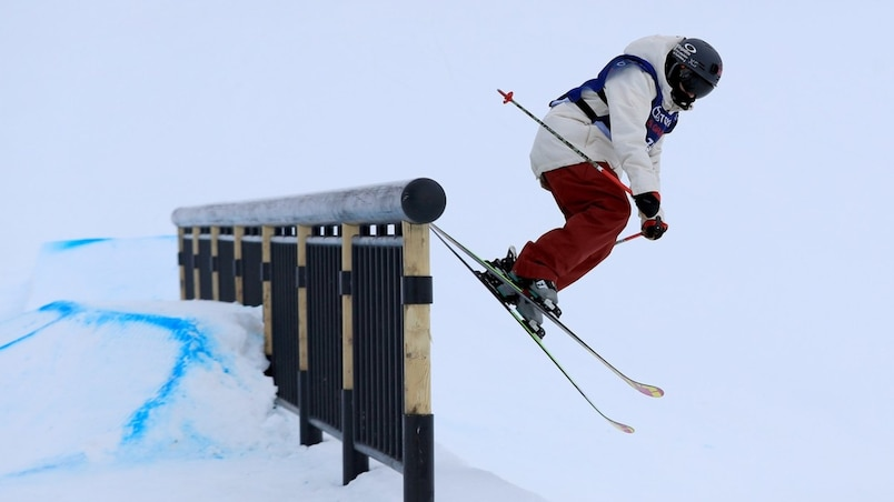 2017 U.S. Snowboarding Grand Prix at Mammoth Mountain - Qualifiers