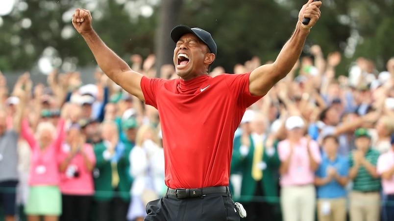 Tiger Woods de nouveau maître à Augusta