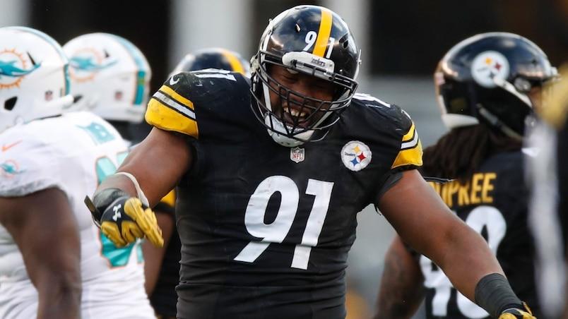 Stephon Tuitt signe une prolongation de contrat avec les Steelers