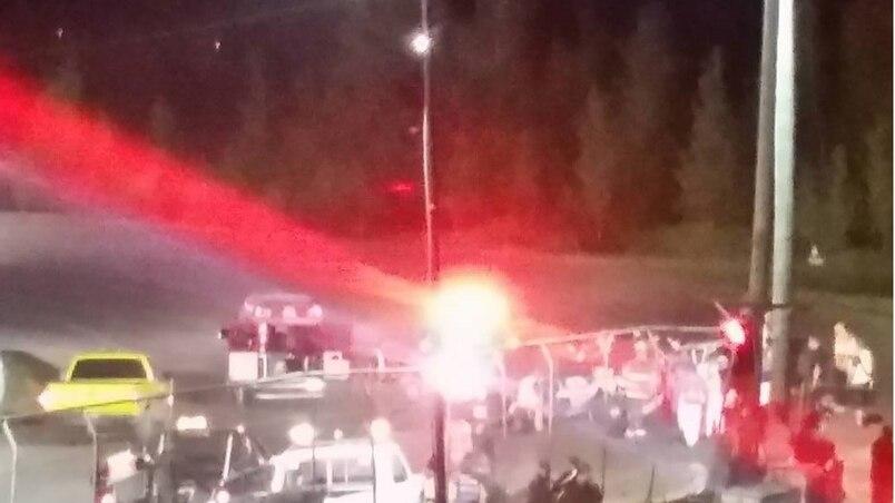 Drummondville: un pilote de course perd la vie