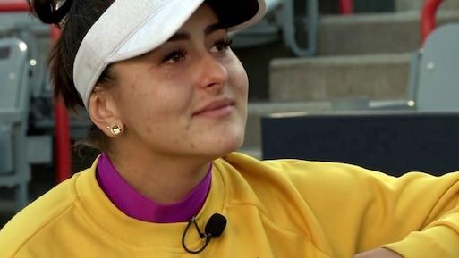«Sylvain et moi, on s'est battus contre tout» - Bianca Andreescu
