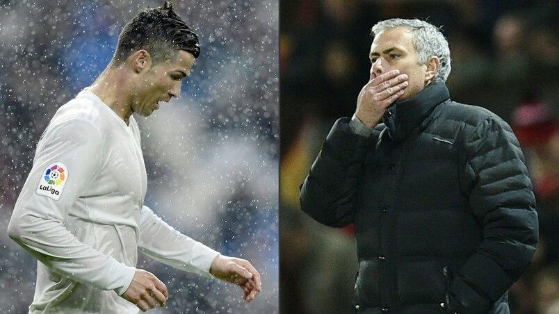 Cristiano Ronaldo à Manchester United, c'est «mission impossible» selon Mourinho