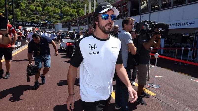 Fernando Alonso absent au Grand Prix de Monaco pour courir les 500 miles d'Indianapolis