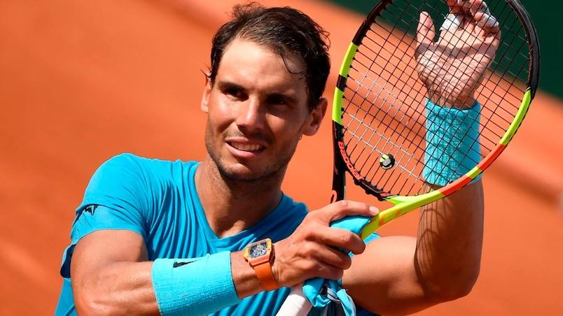 Roland-Garros: Rafael Nadal en plein contrôle