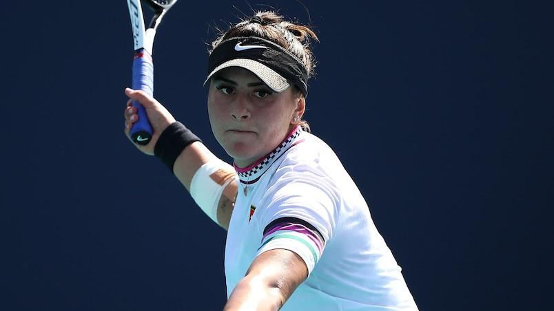 Une incroyable remontée de Bianca Andreescu!