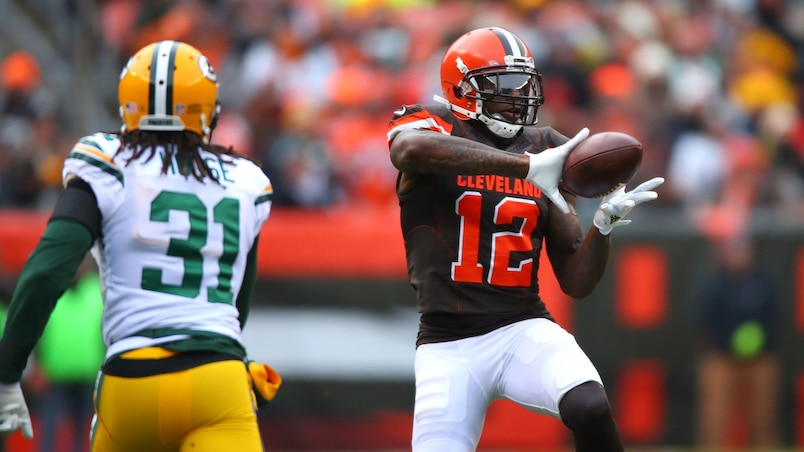 FBN-SPO-GREEN-BAY-PACKERS-V-CLEVELAND-BROWNS