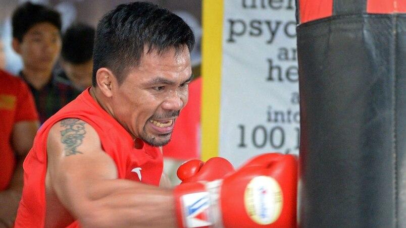 Manny Pacquiao décidera de son avenir après son combat contre Lucas Matthysse