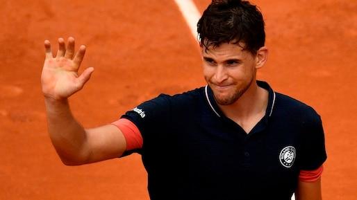 Roland-Garros: Dominic Thiem domine Alexander Zverev