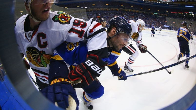 Chicago Blackhawks v St. Louis Blues - Game Five