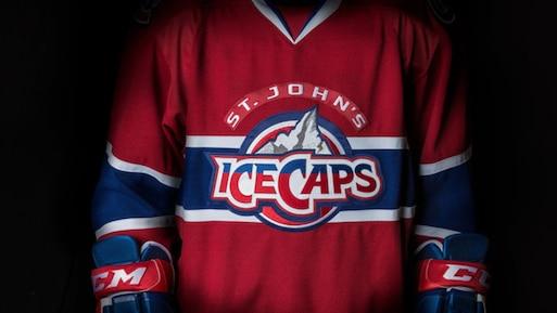 Les IceCaps de St. John's, nouvelle filiale du Canadien de Montréal dans la Ligue américaine du hockey, porteront un chandail identique à celui du grand club pour leur première saison dans le circuit.