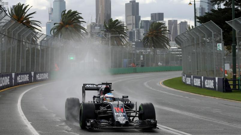 F1 - Australian Grand Prix - Qualifying