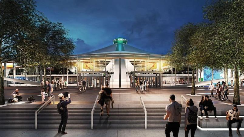 Seattle dit oui à un nouvel amphithéâtre