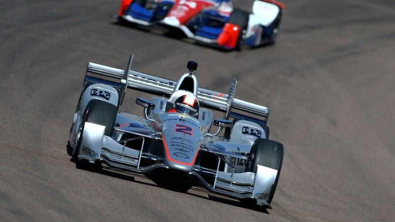 IndyCar: Phoenix Grand Prix-Practice