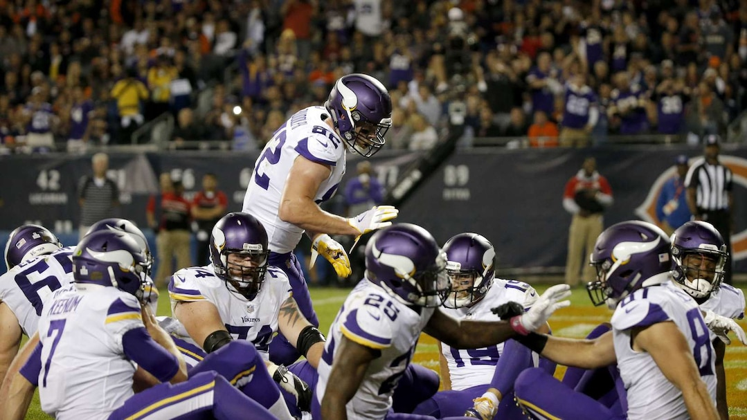 FBN-SPO-MINNESOTA-VIKINGS-V-CHICAGO-BEARS