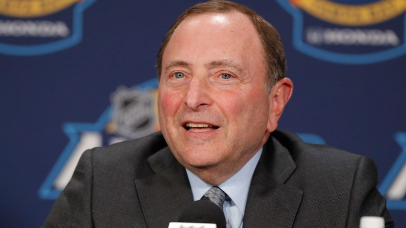 SPO-HKO-HKN-2018-NHL-ALL-STAR---COMMISSIONER-GARY-BETTMAN-MEDIA-