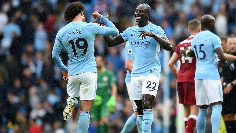 Manchester City humilie Liverpool