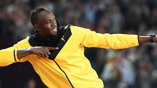Un club portugais veut recruter Usain Bolt